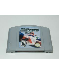 Indy Racing 2000 Nintendo 64 N64 Video Game Cart