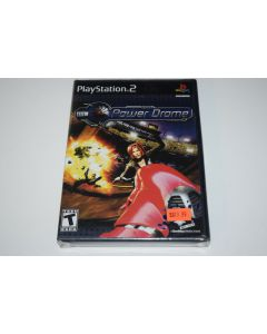 Power Drome Playstation 2 PS2 Video Game New Sealed