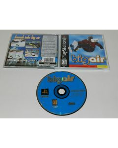 Big Air Playstation PS1 Video Game Complete