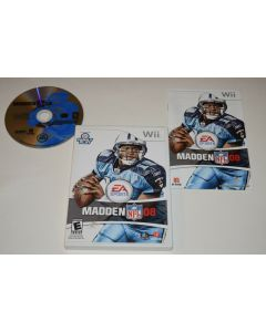 Madden 2008 Nintendo Wii Video Game Complete