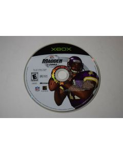 Madden NFL 2002 Microsoft Xbox Video Game Disc Only