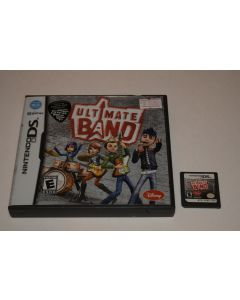 Ultimate Band Nintendo DS Game Cart w/ Case