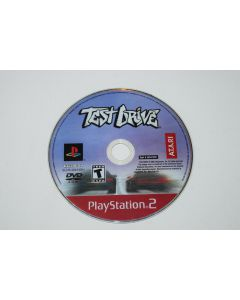 Test Drive Greatest Hits Playstation 2 PS2 Video Game Disc Only