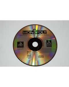 Monopoly Greatest Hits Playstation PS1 Video Game Disc Only