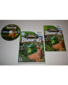 Mathews Bowhunting Nintendo Wii Video Game Complete