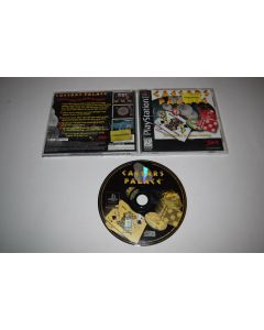 Caesar's Palace Playstation PS1 Video Game Complete