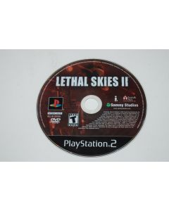 Lethal Skies II Playstation 2 PS2 Video Game Disc Only