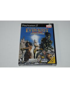 Everquest Online Adventures Playstation 2 PS2 Video Game New Sealed