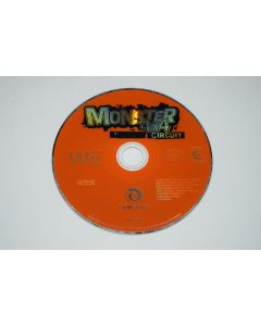 Monster 4X4 World Circuit Nintendo Wii Video Game Disc Only