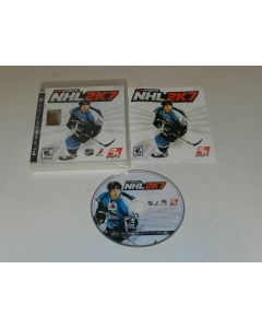 NHL 2K7 Playstation 3 PS3 Video Game Complete