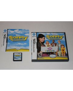 Sonny with a Chance Nintendo DS Video Game Complete