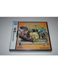 Final Fantasy Fables Chocobo Tales Nintendo DS Video Game New Sealed