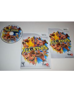 WWE All Stars Nintendo Wii Video Game Complete