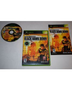 Delta Force Black Hawk Down Microsoft Xbox Video Game Complete