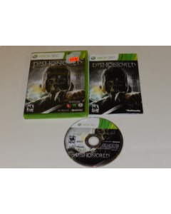Dishonored Microsoft Xbox 360 Video Game Complete
