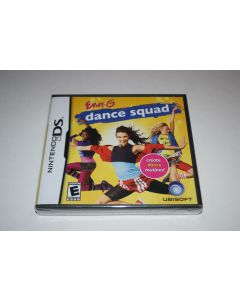 Ener-G Dance Squad Nintendo DS Video Game New Sealed