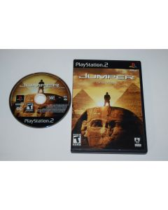 JumperPlaystation 2 PS2 Game Disc w/ Case
