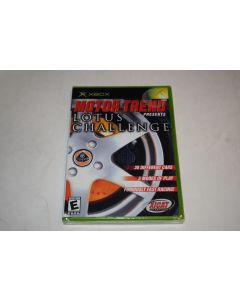 Motor Trend Presents Lotus Challenge Microsoft Xbox Video Game New Sealed