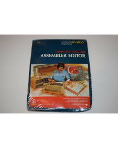 Assembler Editor CXL4003 Atari 400 800 Computer Program Cartridge New in Box