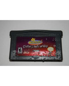 Fairly Odd Parents Clash Anti-World Nintendo Game Boy Advance Video Game Cart