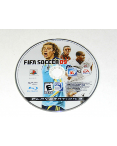 FIFA Soccer 09 Playstation 3 PS3 Video Game Disc Only