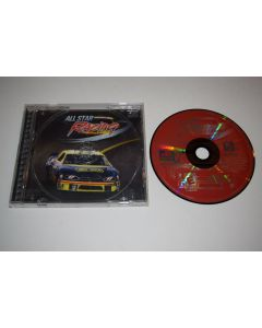 All-Star Racing Playstation PS1 Game Disc w/ Case