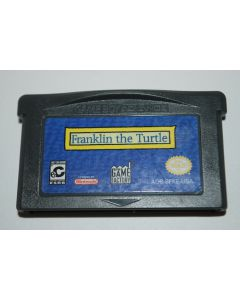 Franklin The Turtle Nintendo Game Boy Advance Video Game Cart