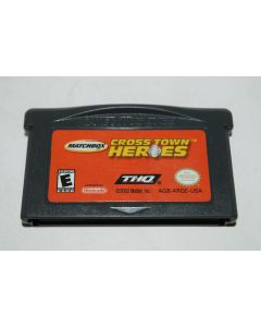 Cross Town Heroes Nintendo Game Boy Advance Video Game Cart