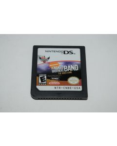 Rock University Presents Naked Brothers Band Nintendo DS Video Game Cart Only