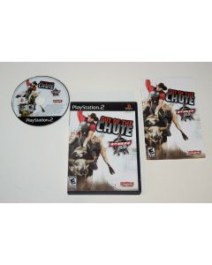 PBR Out of the Chute Playstation 2 PS2 Video Game Complete