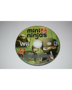 Mini Ninjas Nintendo Wii Video Game Disc Only