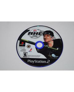 NHL 2002 Playstation 2 PS2 Video Game Disc Only