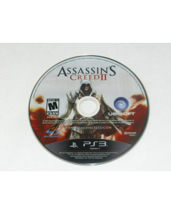 Assassin's Creed II Playstation 3 PS3 Video Game Disc Only