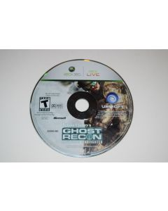 Ghost Recon Advanced Warfighter Microsoft Xbox 360 Video Game Disc Only