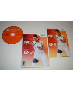 EA Sports Active Nintendo Wii Video Game Complete