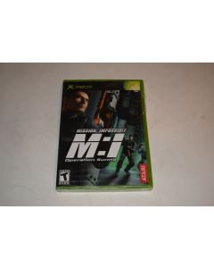 Mission Impossible Operation Surma Microsoft Xbox Video Game New Sealed