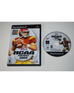 NCAA Football 2004Playstation 2 PS2 Game Disc w/ Case