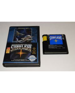 Starflight Sega Genesis Video Game Cart w/ Box Only