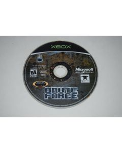 Brute Force Microsoft Xbox Video Game Disc Only