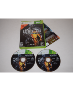 Battlefield 3 Limited Edition Microsoft Xbox 360 Video Game Complete