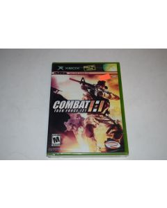Combat Task Force 121 Microsoft Xbox Video Game New Sealed