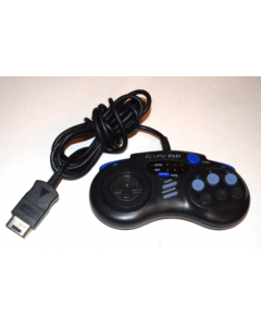 Eclipse Pad Controller by InterAct for Sega Saturn Console Video Game System