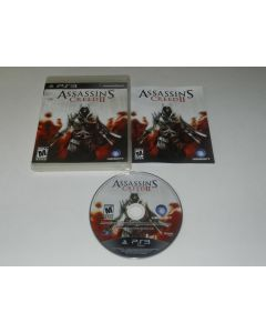 Assassin's Creed II Playstation 3 PS3 Video Game Complete