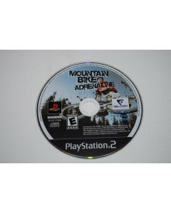 Mountain Bike Adrenaline Playstation 2 PS2 Video Game Disc Only