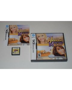 Hannah Montana The Movie Nintendo DS Video Game Complete