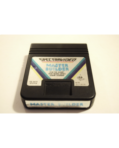 Master Builder Atari 2600 PAL Format Video Game Cart