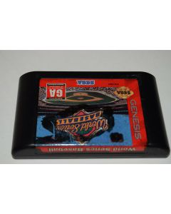 World Series Baseball Sega Genesis Video Game Cart