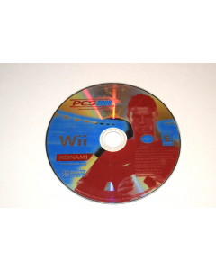 Pro Evolution Soccer 2008 Nintendo Wii Video Game Disc Only