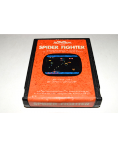 Spider Fighter Atari 2600 Video Game Cart