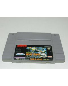 Baseball Simulator 1.000 Super Nintendo SNES Video Game Cart